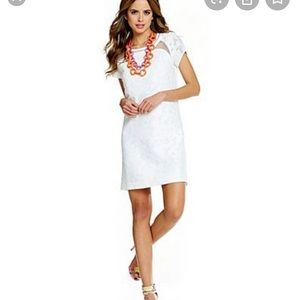 Gianni Bini Molly Little White Dress
